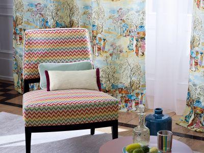 Etamine By Zimmer+Rhode Gauguin con Marchè